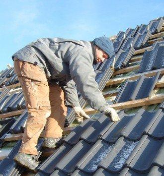 4 Billede til arbejdsområder tagarbejde og energiforbedringer